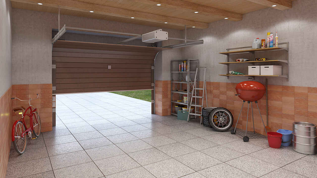 Garage Door Automatic Opener Repair