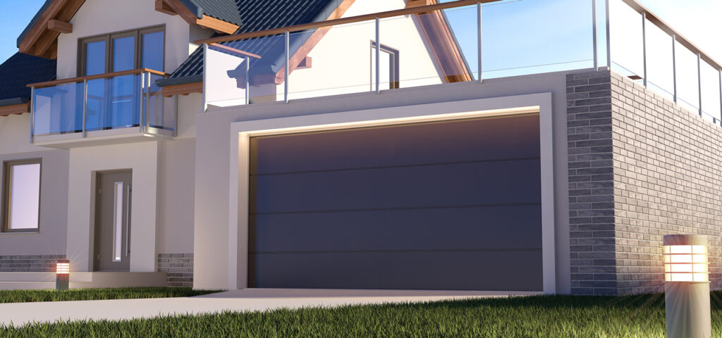 Smart Garage Door Opener in Calgary